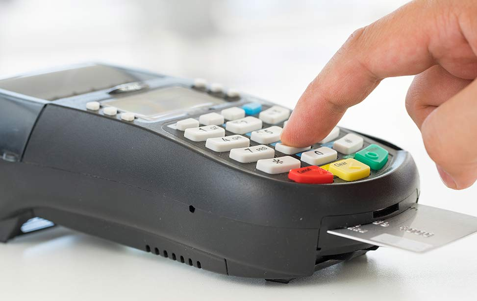 Credit Card Reader image